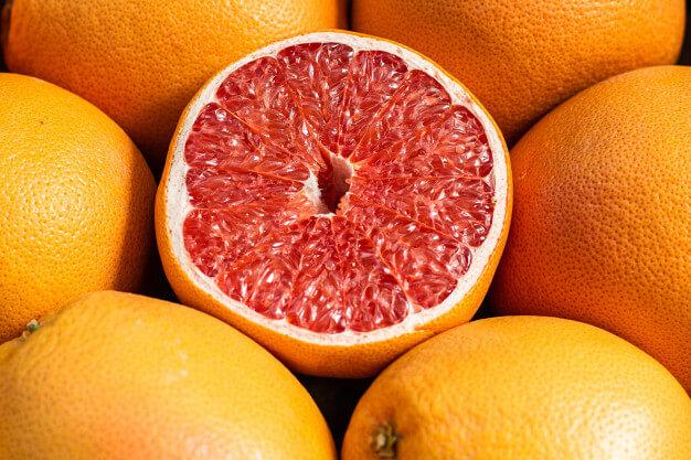 Fruta alcalina